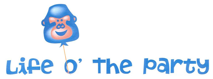 Life O' The Party Logo