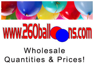 Wholesale Balloons and Supplies