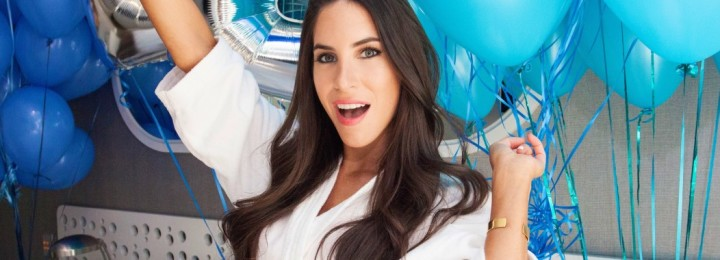 Party Balloons Delivered – Life O' the Party Teams Up with Jen Selter to Create an Unforgettable Celebration!