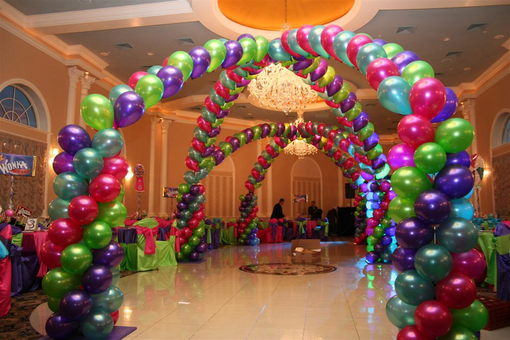How To Incorporate Balloons Into Your Next Big Event