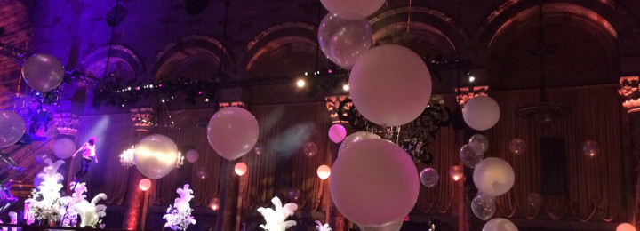 how to incorporate balloons into your next big event life o the party