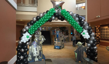 Life O' The Party Collaborates with Stryker Orthopaedics to Create Unique Décor
