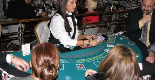 Here's How to Throw The Best Casino Party With Us
