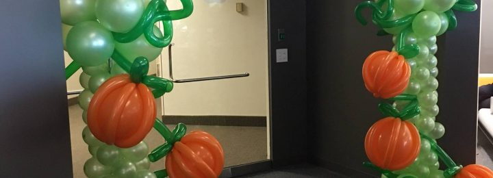Fall Spirit: Halloween Starts Off the Season for Autumn Balloons and Décor