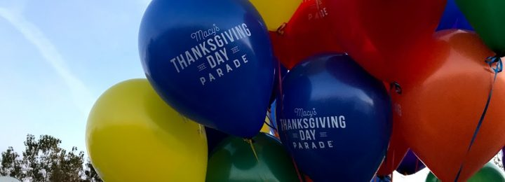 BalloonFest: Preparing For The Macy's Thanksgiving Day Parade 2017