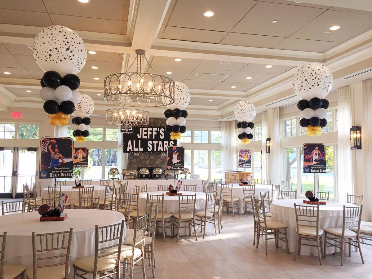 Check Out This Short Video Of Life O The Party Preparing For Jeff S All Stars Bar Mitzvah