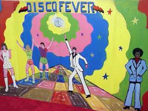70's Theme Props