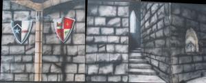 Medieval Castle Theme Props