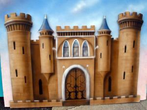 Castle Theme Props