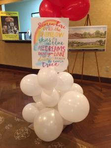 White Balloons, Party Balloons, Signs, Party Decorations