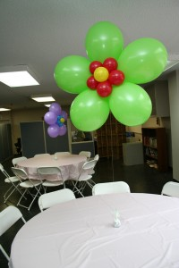 Balloon Art, Indoor Balloon Decoration