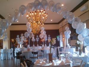 Balloon Arches, Balloon Centerpieces