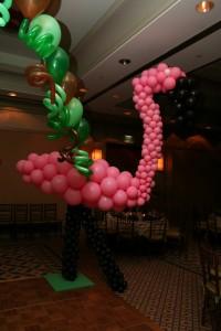 Balloon Sculpture, Balloon Decoration, Balloon Animal