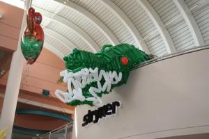 Balloon Sculpture, Twisted Balloon Art
