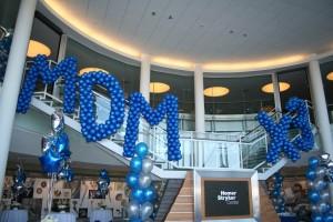 Balloon Sculpture, Balloon Letters,Balloon Columns,Foil Balloons,