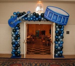 Door Frame Balloon Arches
