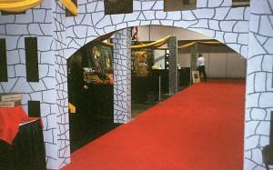 Archway Entrance, Castle Props