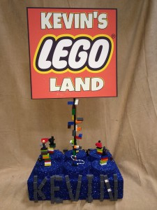 Lego Theme Centerpiece, Theme Centerpieces