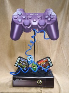 Theme Centerpieces, Video Game Theme Centerpieces