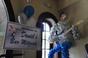 Bar Mitzvah Sign