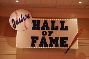 Hall of Fame Sign