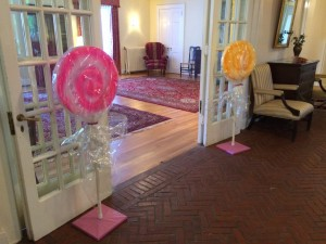 Lollipop Props, Party Props