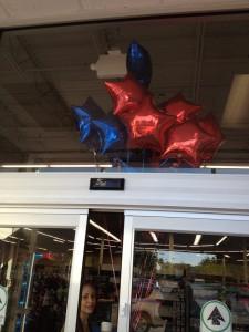 Petco Balloon Centerpieces, Petco Balloon Decoration
