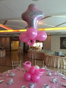 Basics Balloon Centerpieces, Balloon Art, Indoor Balloon Decoration