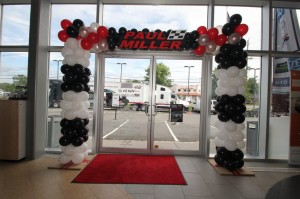 Balloon Arch, Entry way Balloon Arch, Event and Party Balloon Decoration