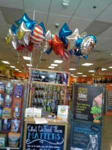 Petco Balloon Centerpieces, Petco Balloon Decoration