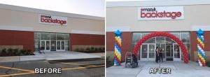 Petco Balloon Arches, Balloon Columns, Colorful Balloons