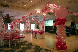 Single Balloon Arch