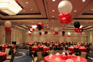 Balloon Basics, Balloon Decoration, Colorful Balloon Decoration, Event and Party Decoration