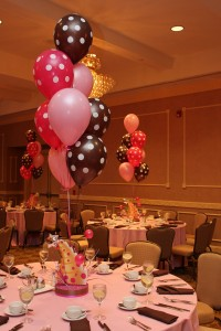 Balloon Basics, Balloon Decoration, Colorful Balloon Decoration, Event and Party Decoration, Balloon Centerpieces