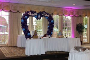 Balloon Sculpture, Balloon Arch,Heart Shape Balloon Arch