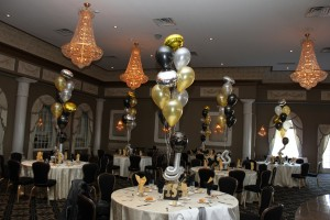 Special Balloon Clusters Centerpiece
