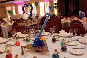 Balloon Centerpieces, Custom Design Balloon Centerpieces