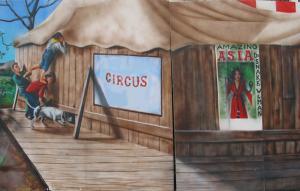 Carnival & Circus Theme Props