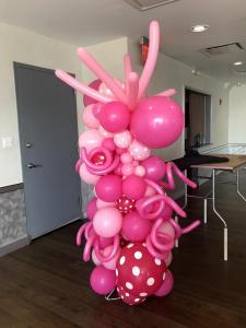 Jen Selter Pink Birthday Balloon Column 1