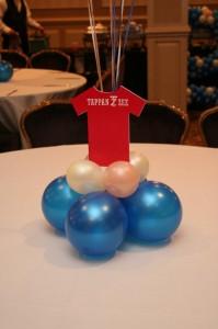 Balloon Art, Basics- Centerpieces, Indoor Balloon Decoration