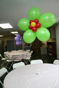 Balloon Art, Indoor Balloon Decoration