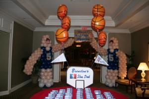 Balloon Decoration, Balloon Arch