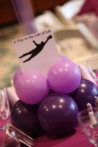 Basics- Balloon Centerpieces, Indoor Balloon Decoration, Balloon Art