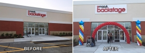 Petco Balloon Arches, Balloon Columns, Colorful Balloons