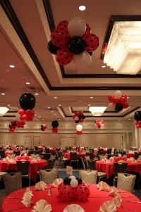 Balloon Basics, Balloon Decoration, Colorful Balloon Decoration, Event and Party Decoration