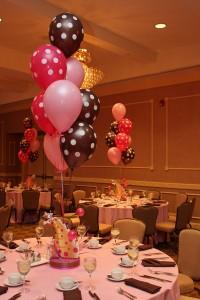 Balloon Basics, Balloon Decoration, Colorful Balloon Decoration, Event and Party Decoration, Balloon Centerpieces